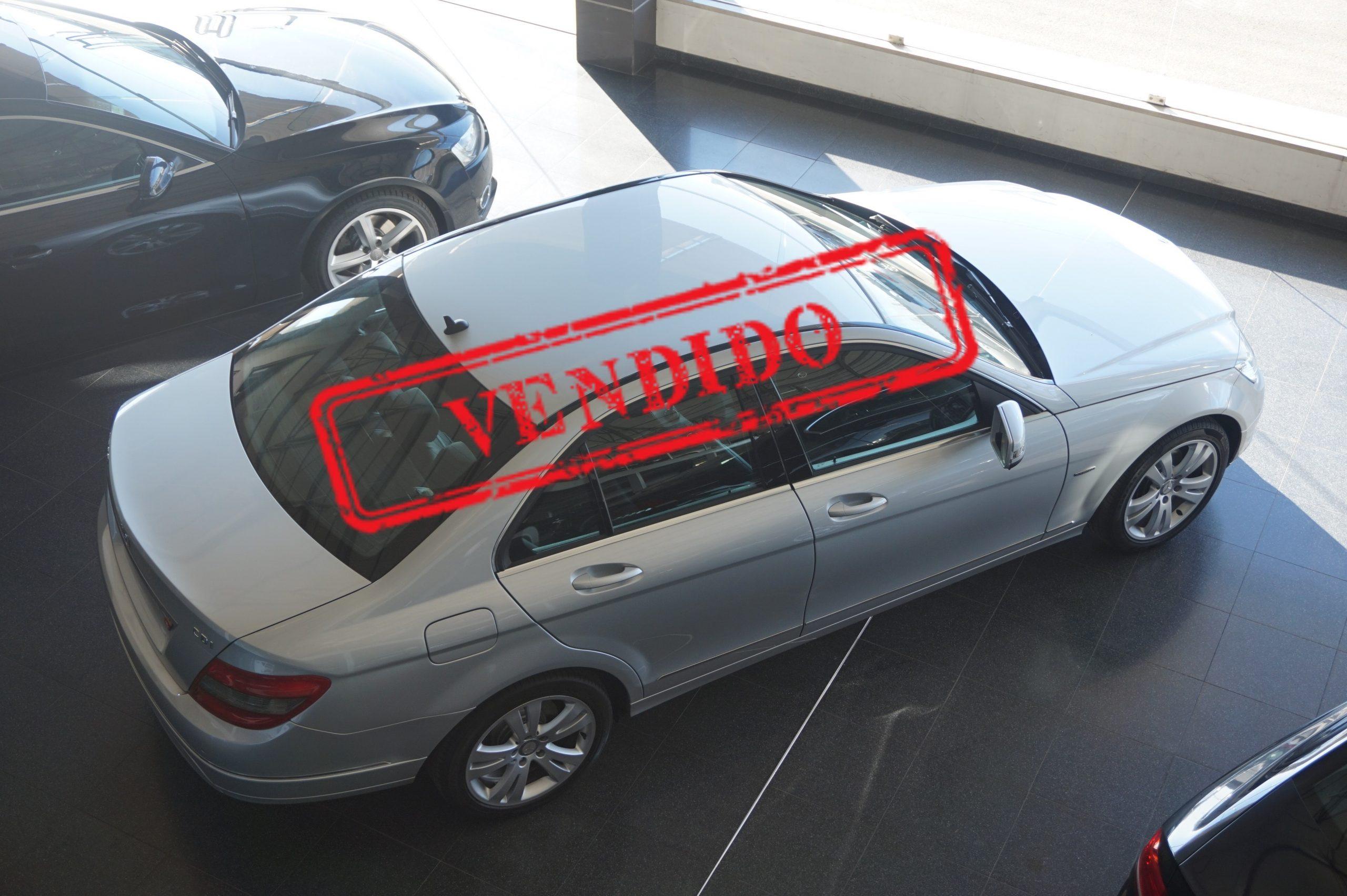 mercedes c220 2011 2 plac ven